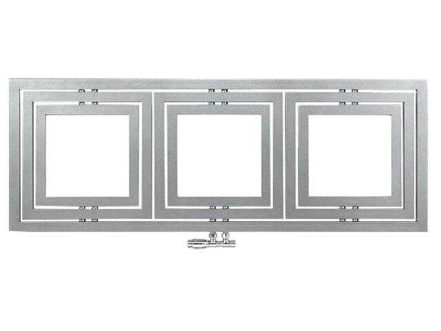 Grzejnik łazienkowy LIBRA L-1606 silver Enix