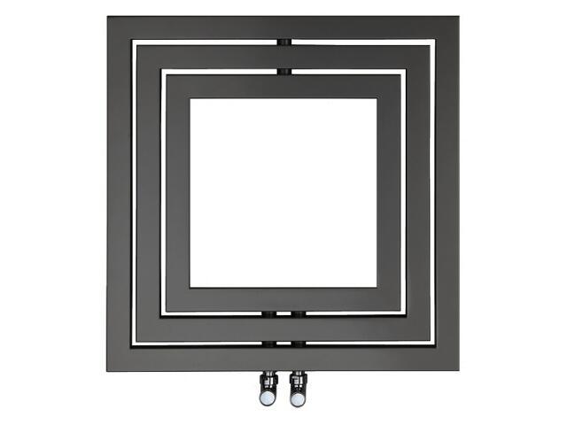 Grzejnik łazienkowy LIBRA L-606 strukturalny grafit Enix