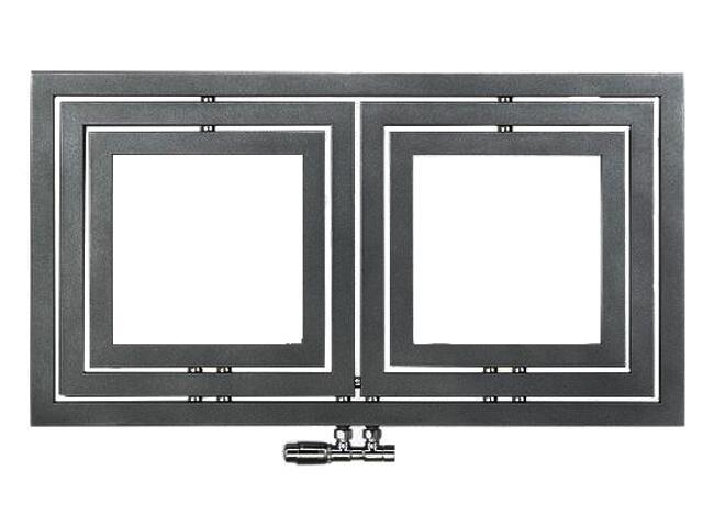 Grzejnik łazienkowy LIBRA L-1106 strukturalny grafit Enix