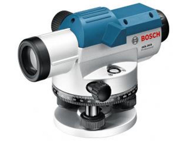 Niwelator GOL 26D + BT 160 + GR 500, 61599400E Bosch