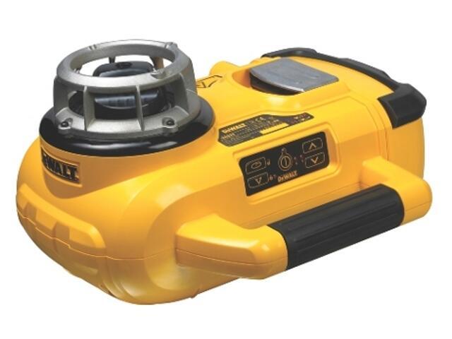 Zestaw laserowy do wyznaczania pionu i poziomu DW079KH DeWALT
