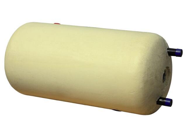 Wymiennik c.w.u. (bojler) 2x wężownica 140L em. w żółtej piance poliuretanowej Galmet