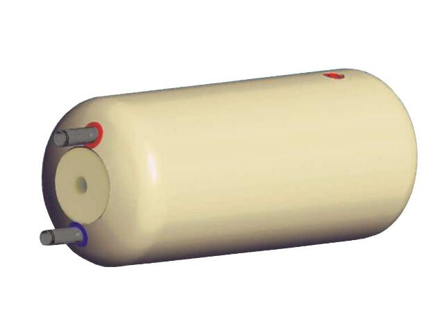 Wymiennik c.w.u. (bojler) W-E 80.21B z wężownicą U i podkową Nibe-Biawar