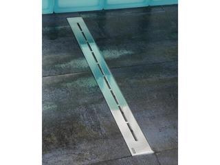 Odpływ liniowy RUNWAY 950 nierdzewny X01390 Ravak