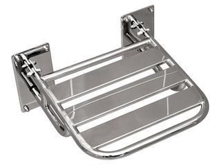 Siedzisko prysznicowe składane 450x400mm K97-040 Cersanit