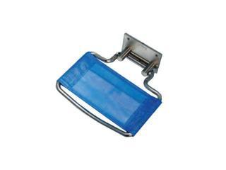 Siedzisko prysznicowe OVO-T-blue niebieskie B8F0000003 Ravak