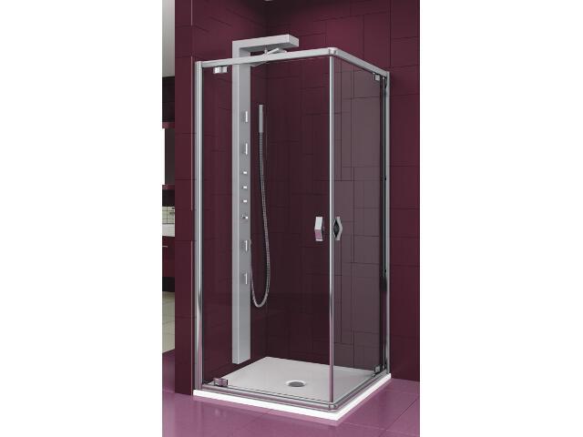 Kabina prysznicowa kwadratowa SALGADO 100 101-06074 Aquaform