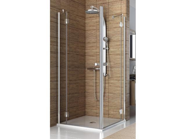 Kabina prysznicowa kwadratowa SOL DE LUXE 80 101-06081 Aquaform