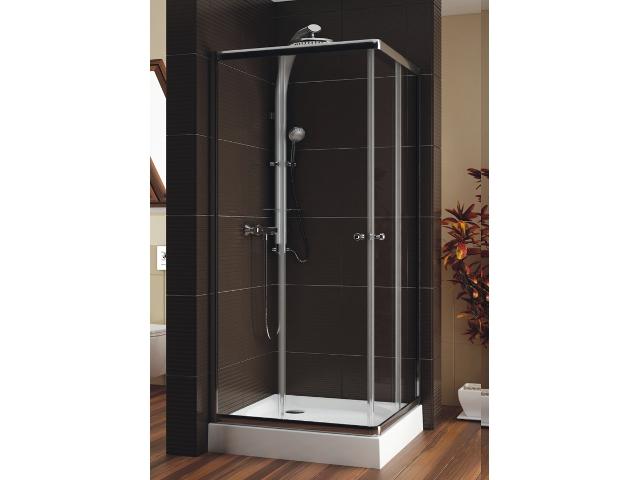Kabina prysznicowa kwadratowa SALVADOR 80 101-05544 Aquaform