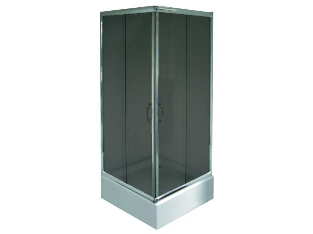 Kabina prysznicowa kwadratowa ERICA 80 KP-ERIC-Q-3380-G Imperial