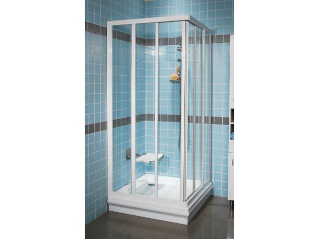 Element kabiny prysznicowej SUPERNOVA ASRV3-75 szkło transparentne 15V30102Z1 Ravak