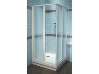 Element kabiny prysznicowej SUPERNOVA SRV2-80 S profil biały, szkło grape 14V40102ZG Ravak
