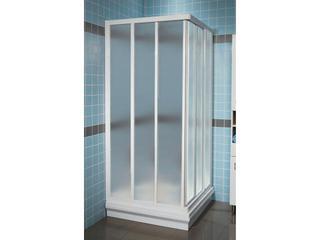 Element kabiny prysznicowej SUPERNOVA ASRV3-80 profil biały, polistyren pearl 15V4010211 Ravak