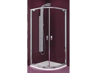 Kabina prysznicowa półokrągła SALGADO 90 100-06071 Aquaform