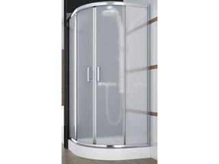 Kabina prysznicowa półokrągła BORNEO 90 100-06232 Aquaform