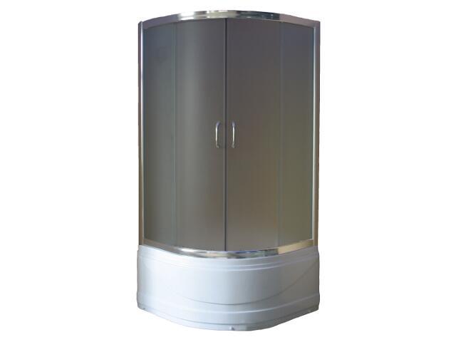 Kabina prysznicowa półokrągła ERICA 80 KP-ERIC-3380-G Imperial
