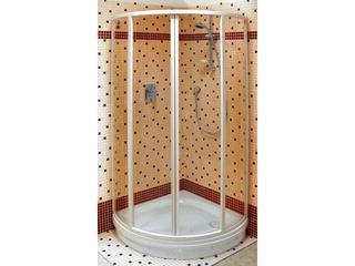 Kabina prysznicowa półokrągła SUPERNOVA SKKP4-90 szkło transparentne 31070100Y1 Ravak