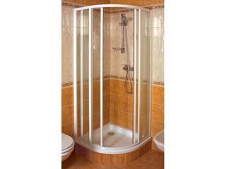 Kabina prysznicowa półokrągła SUPERNOVA SKKP6-80 szkło transparentne 32040100Z1 Ravak