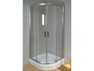 Kabina prysznicowa półokrągła RAPIER NRKCP4-80 szkło transparentne 3L340U00Y1 Ravak