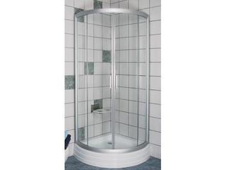 Kabina prysznicowa półokrągła RAPIER NRKKP4-90 szkło transparentne 3L470U00Y1 Ravak