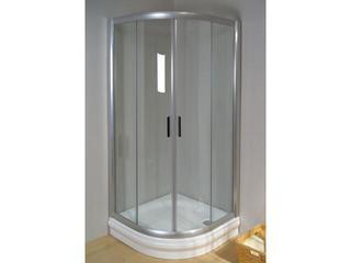 Kabina prysznicowa półokrągła RAPIER NRKCP4-100 szkło transparentne 3L3A0U00Y1 Ravak