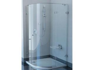 Kabina prysznicowa półokrągła GLASSLINE GSKK3-80 P, szkło transp. wys. 200cm 37P44A0KZ1 Ravak