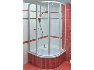 Kabina prysznicowa półokrągła SUPERNOVA SKCP4-90 SABINA szkło transparentne 31177VU00Z1 Ravak