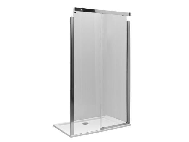 Drzwi prysznicowe S600 przesuwane prawostronne szkło hartowane JNDS0L222003 Koło