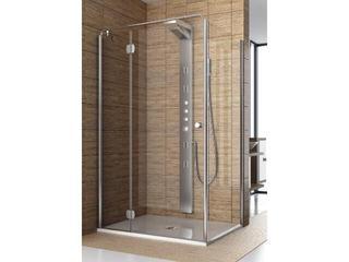 Drzwi prysznicowe SOL DE LUXE 120 lewe 103-06056 Aquaform