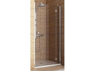 Drzwi prysznicowe SOL DE LUXE 80 wnękowe prawe 06061 103-06061 Aquaform
