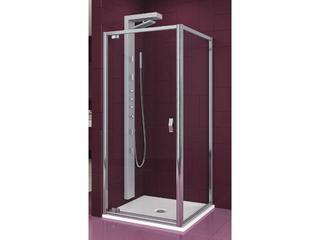 Drzwi prysznicowe SALGADO 100 uchylne 103-06077 Aquaform