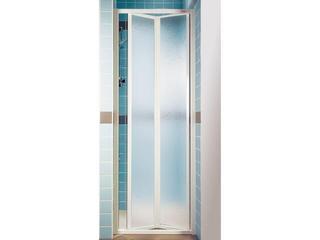 Drzwi prysznicowe SUPERNOVA SDZ2-70 profil biały, polistyren pearl 01V1010011 Ravak