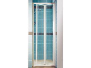 Drzwi prysznicowe SUPERNOVA SDZ2-70 profil biały, szkło transparentne 01V10100Z1 Ravak
