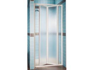 Drzwi prysznicowe SUPERNOVA SDZ3-80 profil biały, polistyren pearl 02V4010011 Ravak