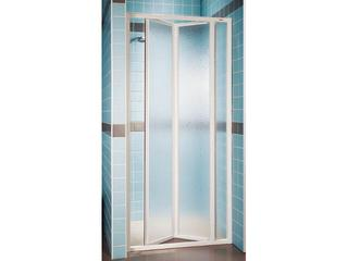 Drzwi prysznicowe SUPERNOVA SDZ3-90 profil biały, polistyren pearl 02V7010011 Ravak