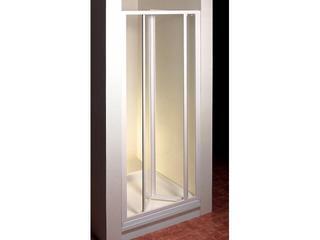 Drzwi prysznicowe SUPERNOVA SDZ3-100 profil biały, szkło transparentne 02VA0100Z1 Ravak