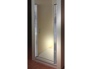 Drzwi prysznicowe ELEGANCE ESD1-100 P profil chrom, szkło transparentne 0EPA0A00Z1 Ravak