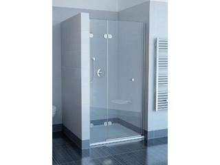 Drzwi prysznicowe GLASSLINE GSD2-90 A-L profil chrom, szkło transparentne 09L7AA00Z1 Ravak
