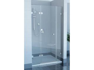 Drzwi prysznicowe GLASSLINE GSD3-110 L profil chrom, szkło transparentne 09LD0A00Z1 Ravak