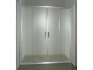 Drzwi prysznicowe RAPIER NRDP4-160 profil satyna, szkło grape 0ONS0U00ZG Ravak