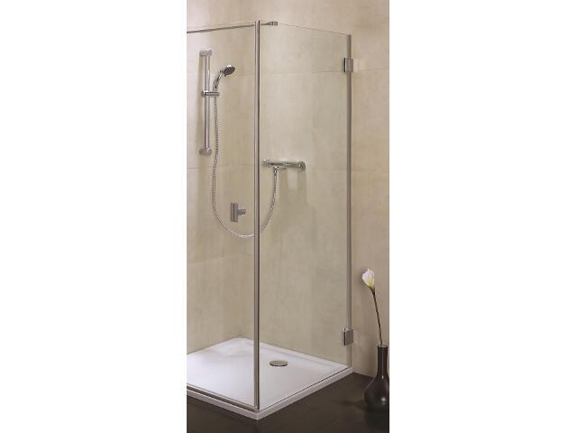 Ścianka prysznicowa boczna NIVEN 100cm szkło hartowane Reflex FSKX10222003 Koło