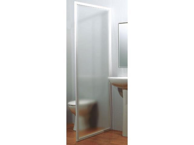 Ścianka prysznicowa boczna SUPERNOVA DSS-80 profil biały, szkło grape 96040100ZG Ravak