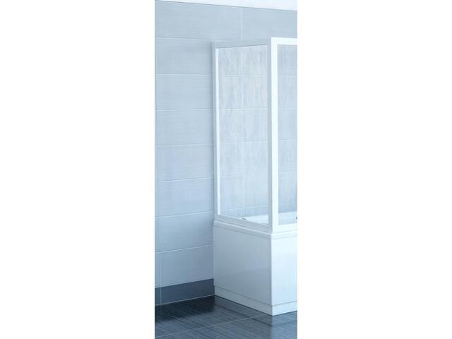 Ścianka prysznicowa boczna nawannowa SUPERNOVA APSV-80 polistyren rain 9504010241 Ravak