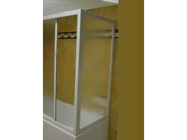Ścianka prysznicowa boczna nawannowa SUPERNOVA APSV-75 szkło grape 95030102ZG Ravak