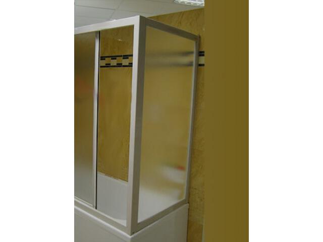 Ścianka prysznicowa boczna nawannowa SUPERNOVA APSV-70 szkło grape 95010U02ZG Ravak