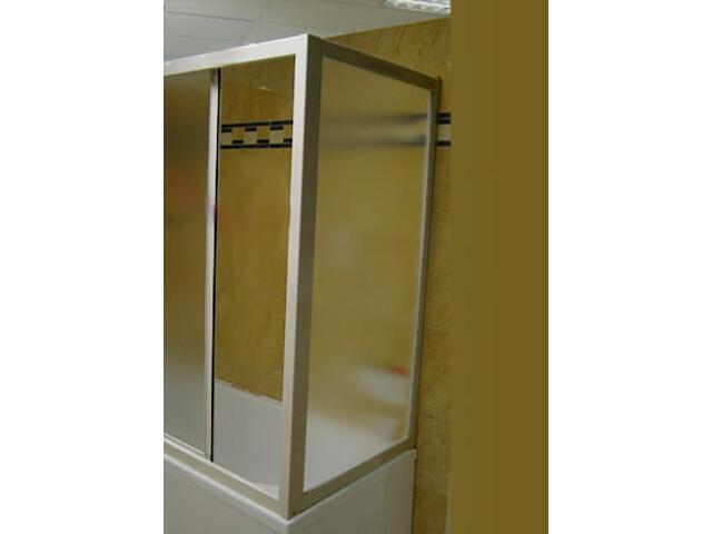 Ścianka prysznicowa boczna nawannowa SUPERNOVA APSV-75 szkło grape 95030U02ZG Ravak