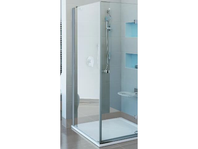 Ścianka prysznicowa boczna FINELINE FPS-80 lewa, szkło transparentne 9FL40A00Z1 Ravak