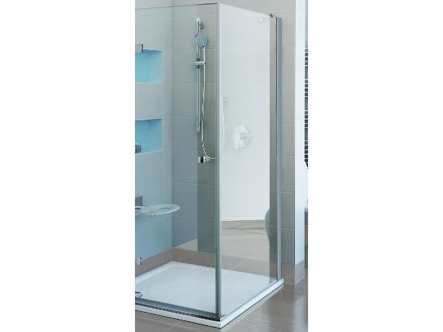 Ścianka prysznicowa boczna FINELINE FPS-80 prawa, szkło transparentne 9FP40A00Z1 Ravak