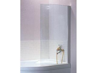 Parawan nawannowy ELEGANCE EVSK1-85 ROSA 150/160 prawy szkło transparent 76P60100Y1 Ravak