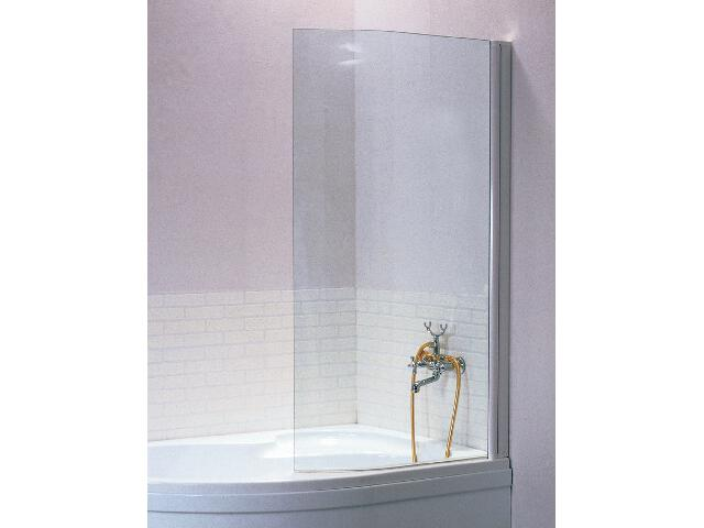 Parawan nawannowy ELEGANCE EVSK1-100 ROSA II 170 prawy szkło transparent 76PA0100Y1 Ravak